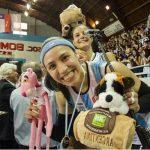 エミルセ・ソサ(アルゼンチン)バレー選手がかわいい!身長や年齢は?