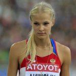 ダリヤクリシナが美人すぎる!ロシア走り幅跳び選手の身長と体重は?