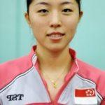 ユー・モンユ(シンガポール)が美人!卓球界は中国からの帰化が常識?