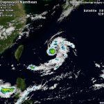 台風12号(2016)九州の進路予想と米軍最新情報!気象庁の予報も!